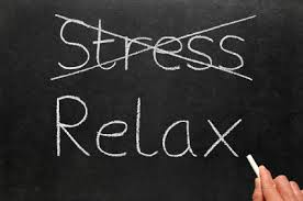 relax for less stress