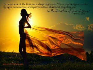 On Synchronicities and Letting the Universe Work for You