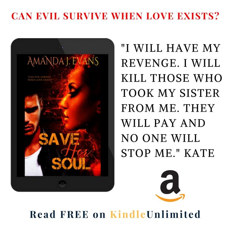 Save Her Soul - Amanda J Evans