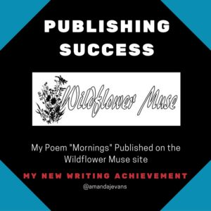 Publishing Success Wildflower Muse