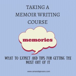 memoir writing course