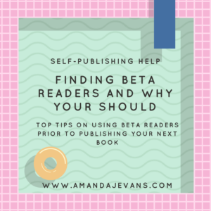 Finding Beta Readers and Why You Should