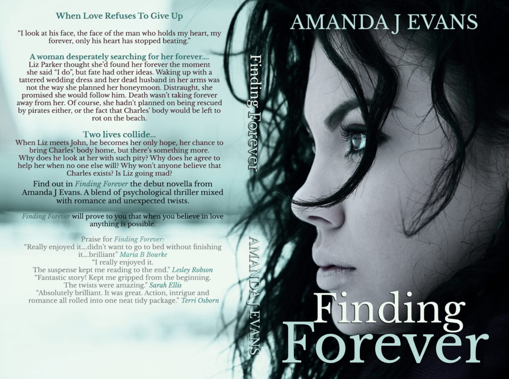 Finding Forever Paperback Cover