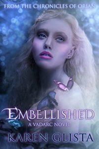 Embellished by Karen Glista