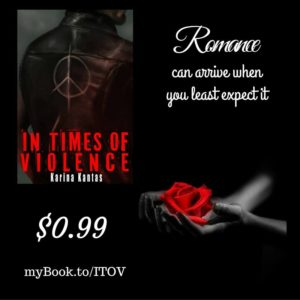 In Times of Violence – Karina Kantas only 99cents