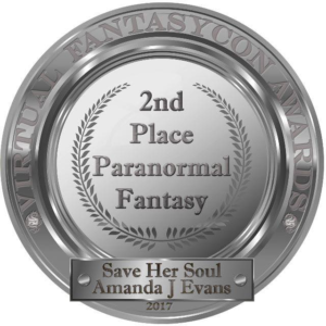 Virtual Fantasy Con Silver Award Winner