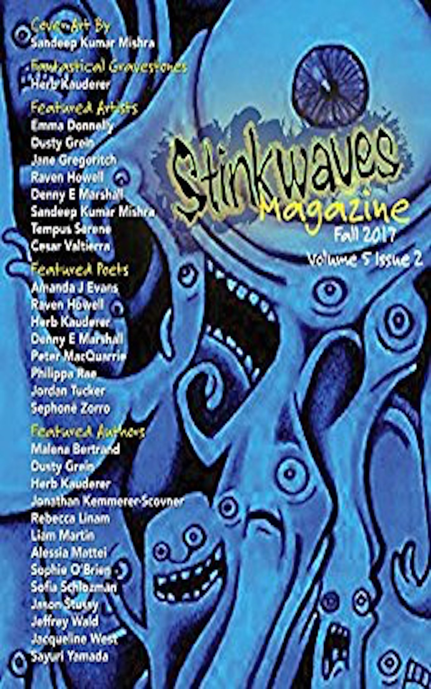 Stinkwaves Fall 2017