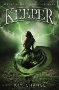 My Review of Keeper – A YA Novel by Kim Chance