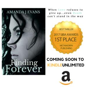 Amanda J Evans - Romance, Paranormal, and Fantasy Author