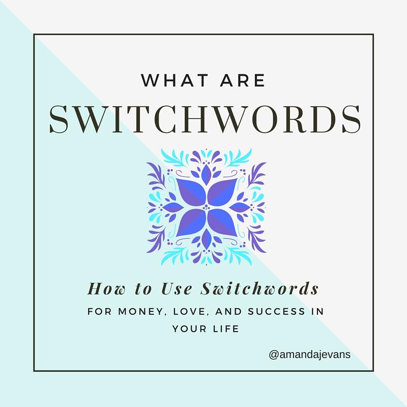 Switch Words Pdf